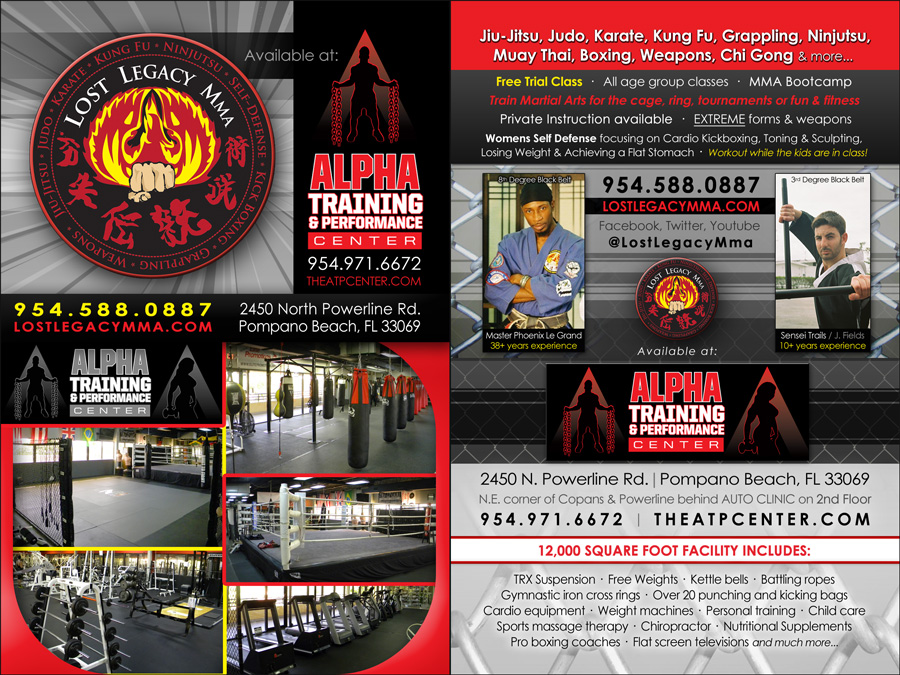Legacy MMA School Coconut Creek, FL