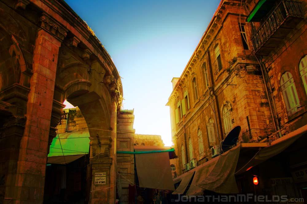 Old city Jerusalem Photography