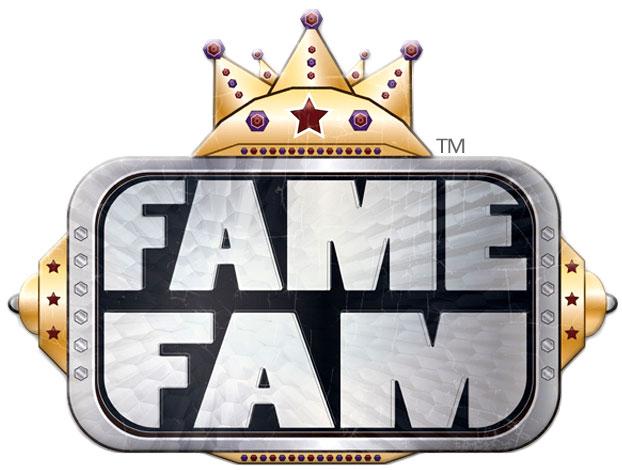 Fame Fam Logo Design