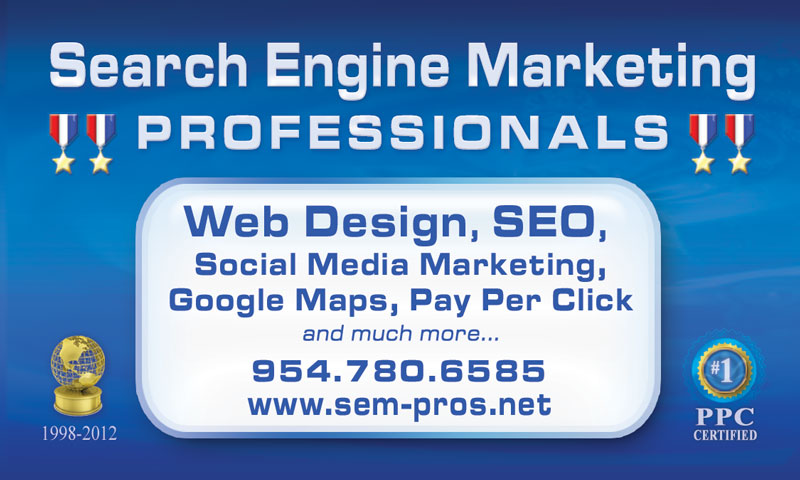Florida Search Engine Marketing