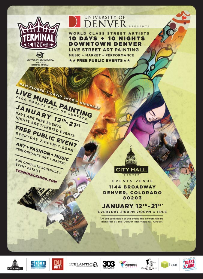 Denver Art & Music Show