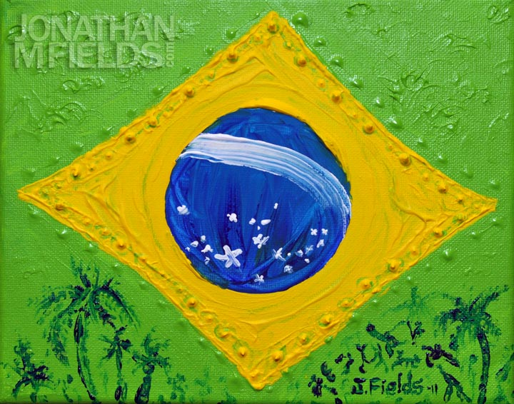 Brazil Painting