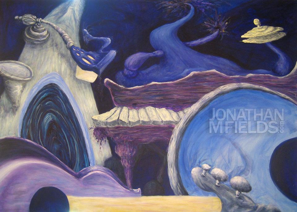 Jazz painting 2002