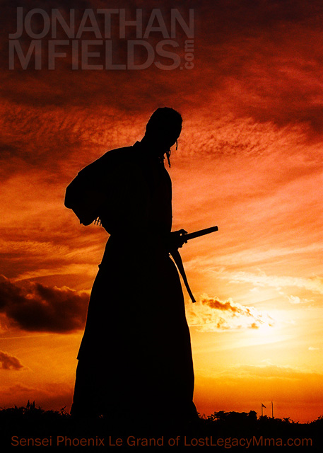 Ronin Samurai Photography