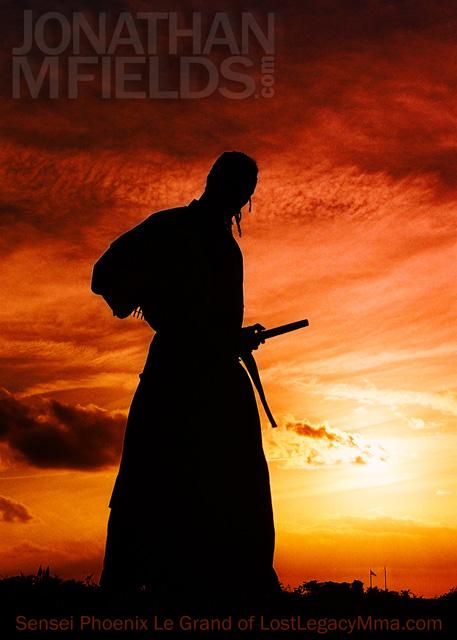 Ronin Samurai Photography