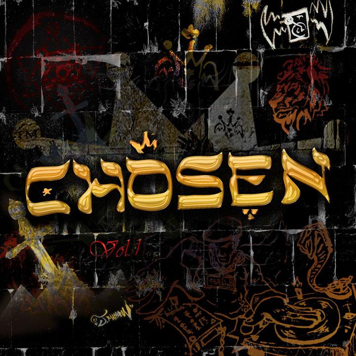 Chosen CD Cover Design