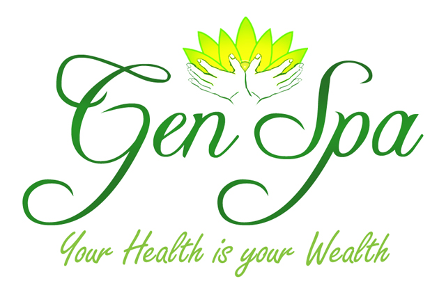 Gen Spa Logo Design