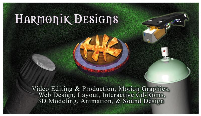 3D Modeling & Design