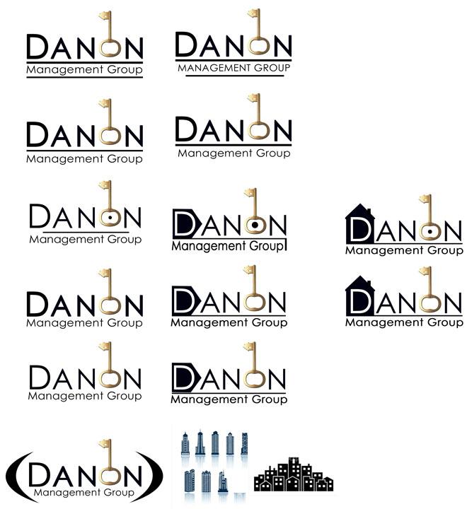 Danon Mgmt Logo Proofs