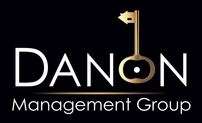 Danon Management Logo Design