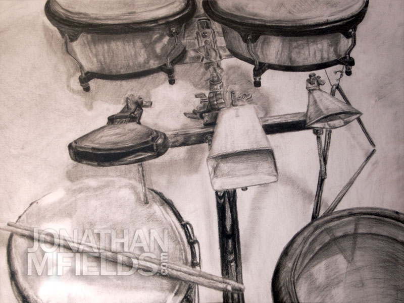 percussion drawing jonathan m fields