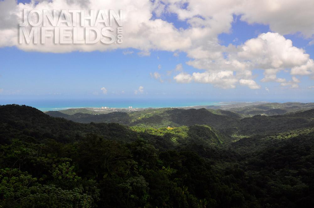 El Yuenke Rain Forest Puerto Rico