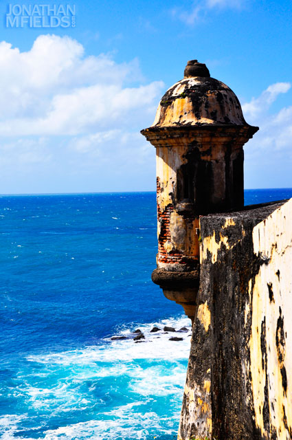 san-juan-el-morro-tower