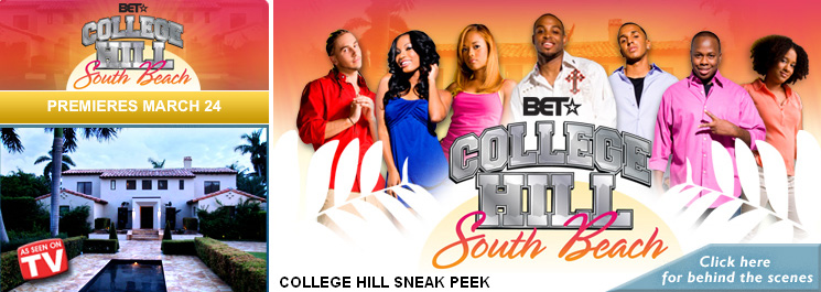 College Hill TV Show Feature