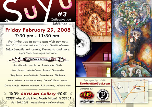 Suyu Art Gallery Miami Florida