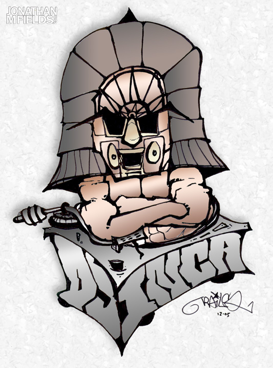 Inca DJ Logo