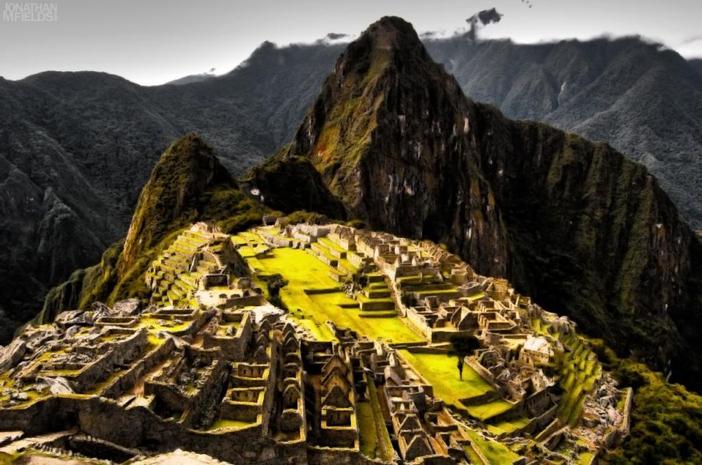 Machu Picchu Photography Peru