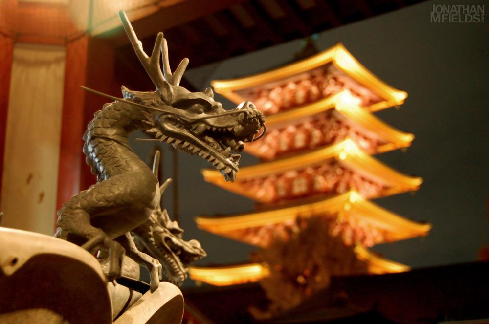 Tokyo-Photography-Dragon