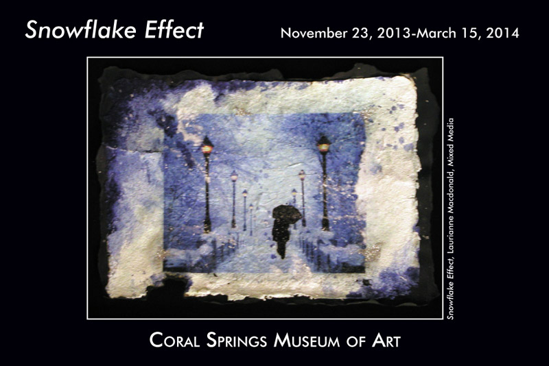 Coral Springs Museum of Art Exhibit