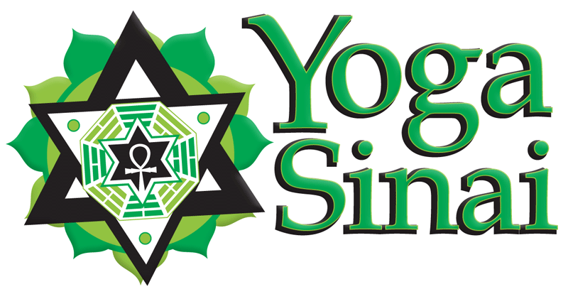 Yoga Sinai Logo Design