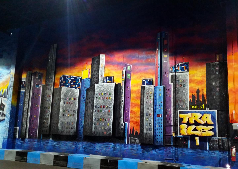 Miami Street Art Mural Trails1 24x40